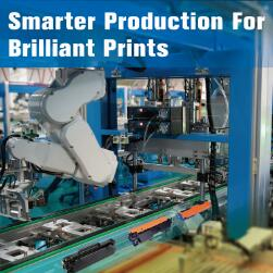 The first full automatic production line for toner cartridges in aftermarket.